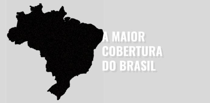 Spot: A maior cobertura de TV do Brasil para auditoria e pesquisa de mídia